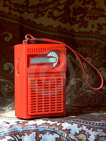 Free Retro Radio Stock Photography - 4293502