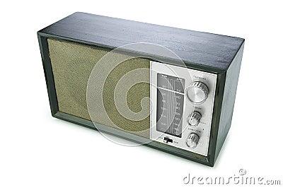 Retro Radio (Clip path)