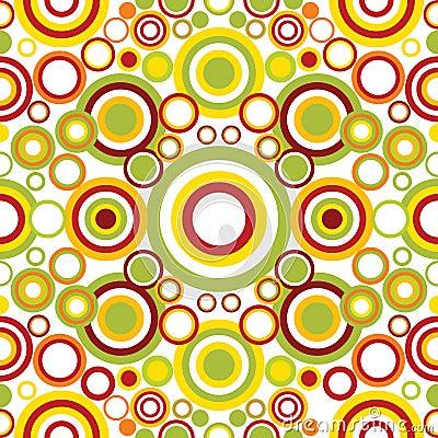 Free Retro Seamless Pattern Royalty Free Stock Photo - 15973675