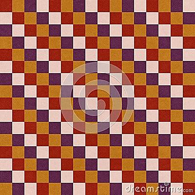 Retro seamless pattern.