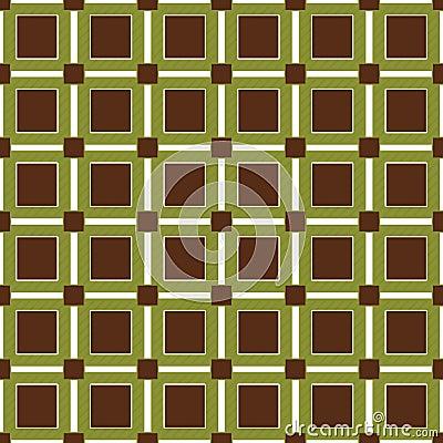 Retro Seamless Repeating Pattern