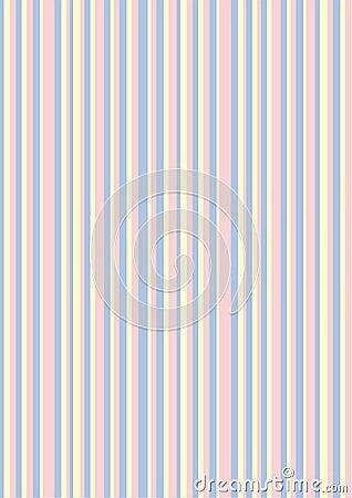 Free Retro (seamless) Stripe Pattern With Pinky Stock Image - 8066061