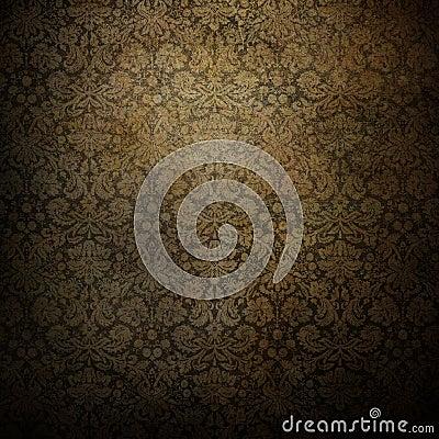 Free Retro Shabby Wallpaper Stock Image - 13024921