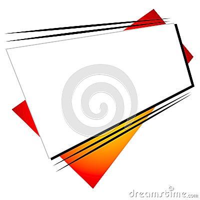 Retro Shapes Web Site Logo