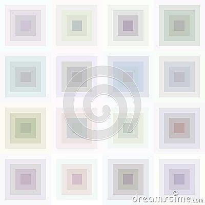 Retro soft pattern