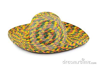 Retro sombrero