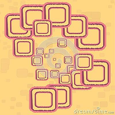 Retro Squares