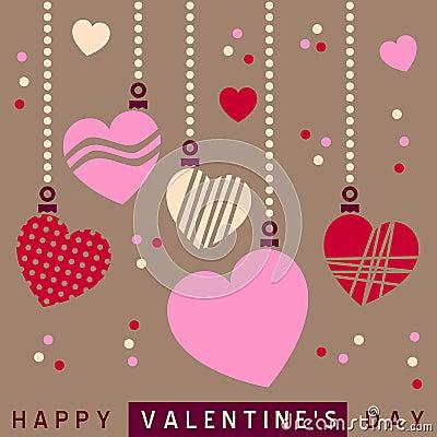 Retro St. Valentine s Hearts [2]