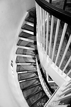 Retro stair