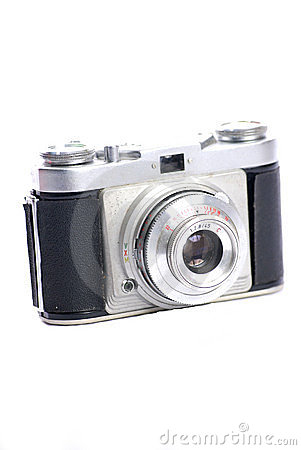 Retro stills camera