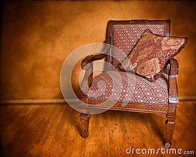 Retro Style Armchair