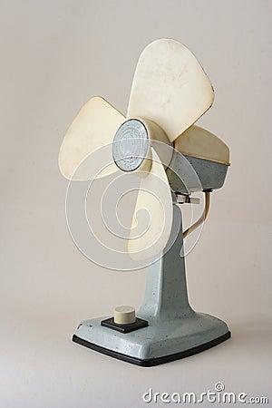 Retro style ventilator