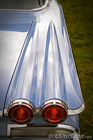 Retro tail lights