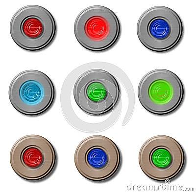 Retro bottoni o ribaltamenti