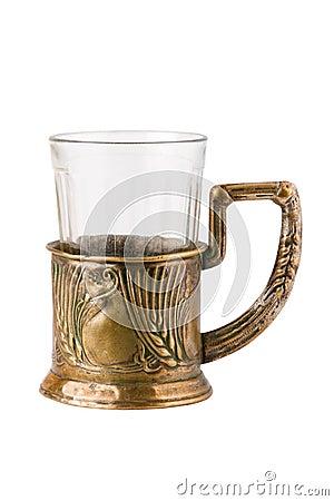 Retro tea cup