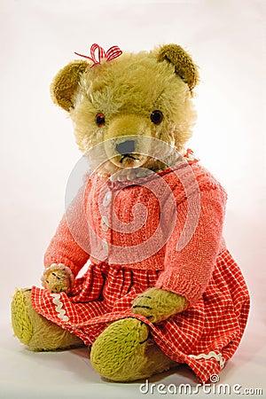 Retro teddy...