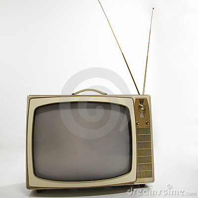 Free Retro Television Royalty Free Stock Photography - 2431257