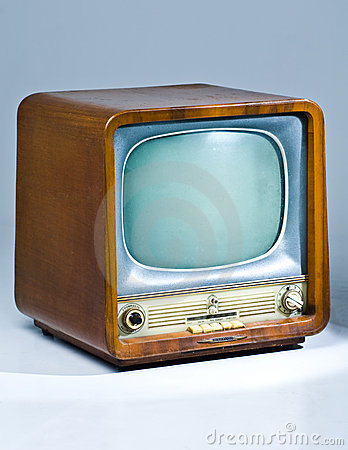 Free Retro Television Stock Photos - 5198553
