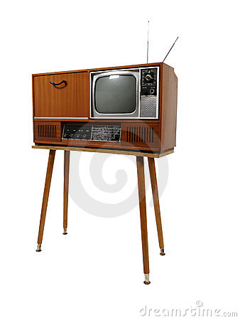 Free Retro TV Royalty Free Stock Photo - 6169395