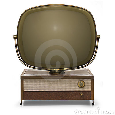 Free Retro TV Royalty Free Stock Images - 9420169