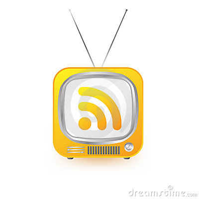 Retro tv with rss