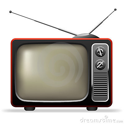 Free Retro TV Set Stock Photos - 15965403