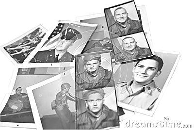 Retro/Vintage Photos/Military