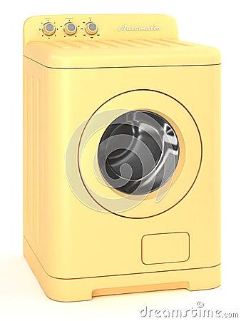 retro waschmaschine stock abbildung bild 42343221. Black Bedroom Furniture Sets. Home Design Ideas