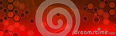 Retro Web header / Banner