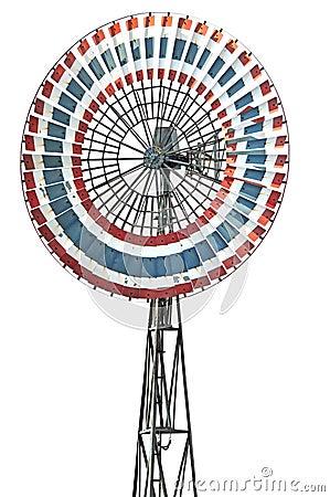 Retro Windmill