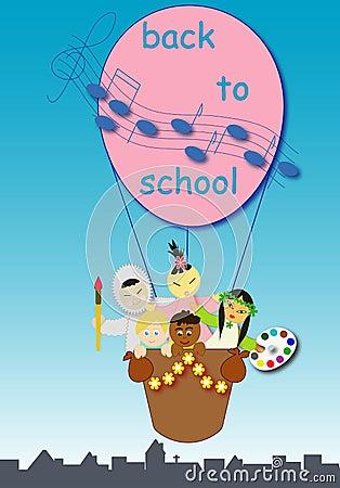Free Return To School Stock Photos - 2844373