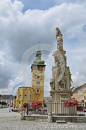 Retz in Austria