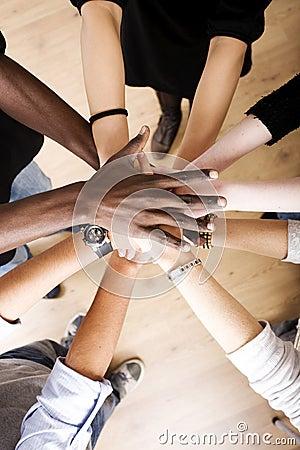 Reunião das mãos
