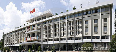 Reunification palace of Vietnam
