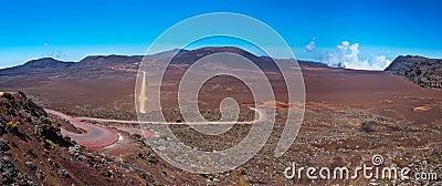 Reunion Island panoramic