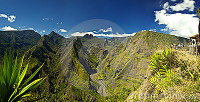 Reunion Island Park & Mountain