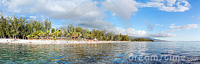 Reunion Island view