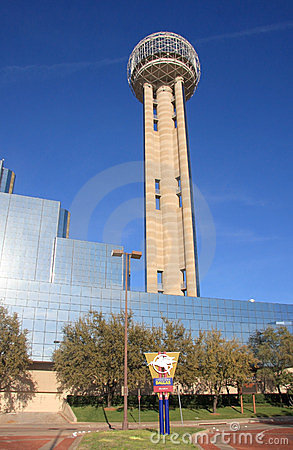 Reunion Tower in Dallas