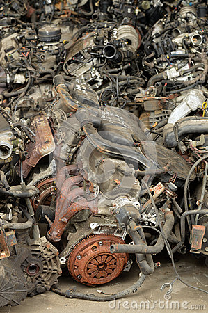 Reusable car engines
