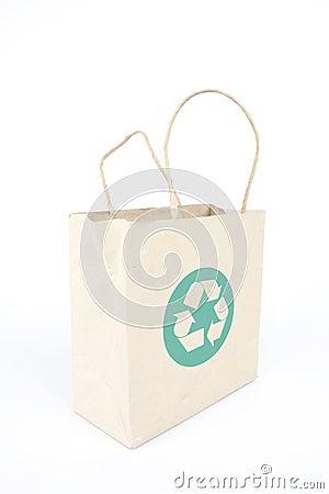 Reuse paper bag