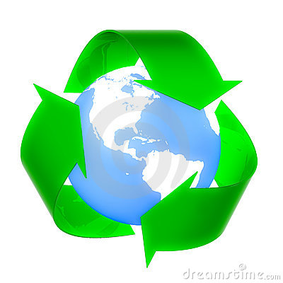 Reuse, Recycle, Reduce !