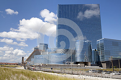 The Revel Casino in Atlantic City Editorial Stock Photo