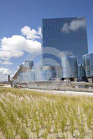 The Revel Casino in Atlantic City, New Jersey. Editorial Image