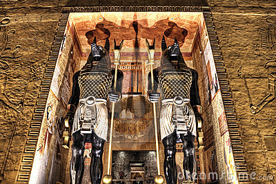 Revenge of Mummy at Universal Studios Singapore