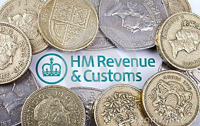 Revenue and Customs Editorial Image