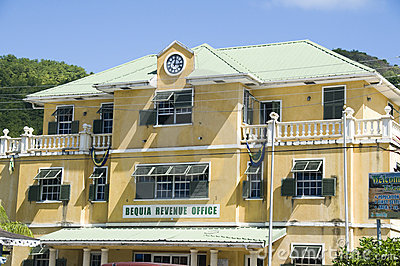 Revenue office bequia st. vincent
