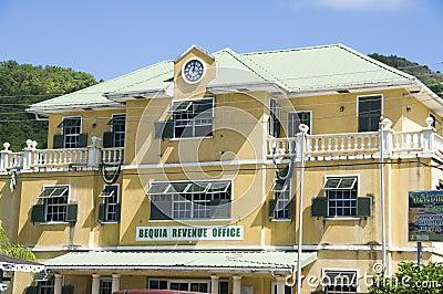Revenue office bequia st. vincent