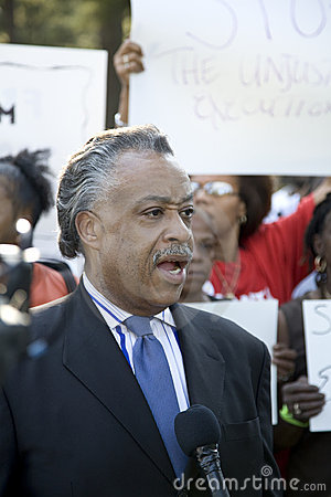 The Reverend Al Sharpton Editorial Image