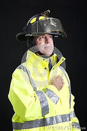 Reverent Firefighter