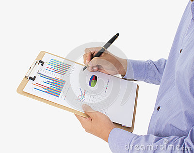 Review the report